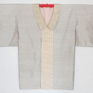 大島紬手織りの和装コート