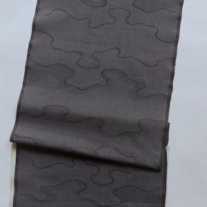 手織りさつま絣のかすみ段