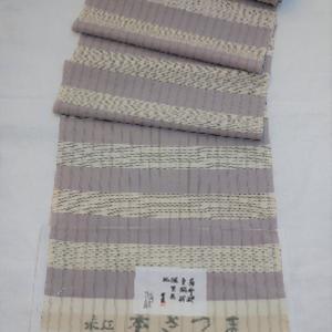 手織り創作さつま絣