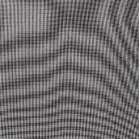 東郷の単衣長襦袢/グレーの格子